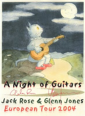 a night of guitars